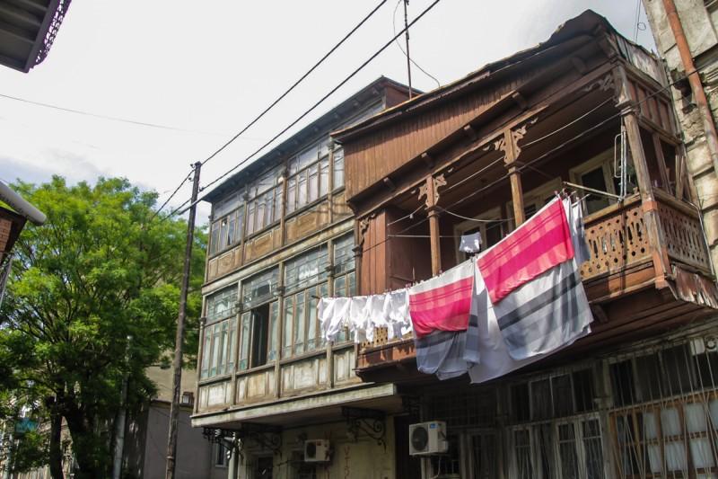 один будний день жителя Тбилиси, Грузия, фото 10