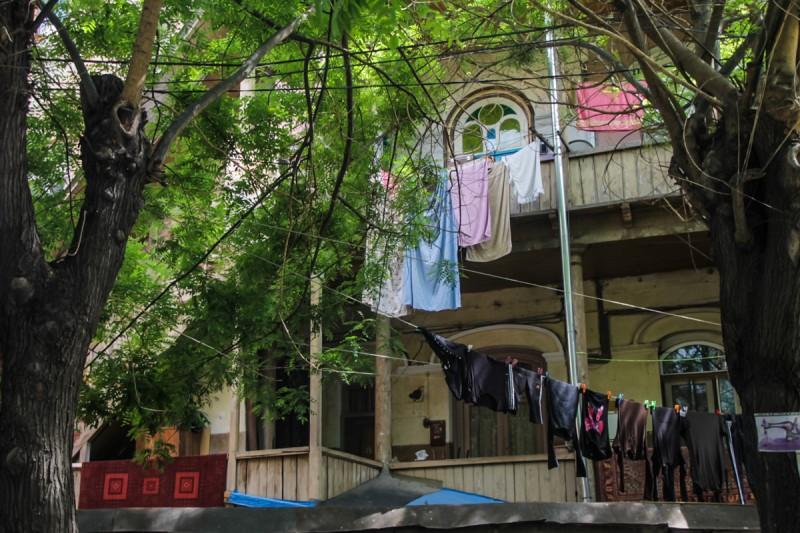 один будний день жителя Тбилиси, Грузия, фото 11