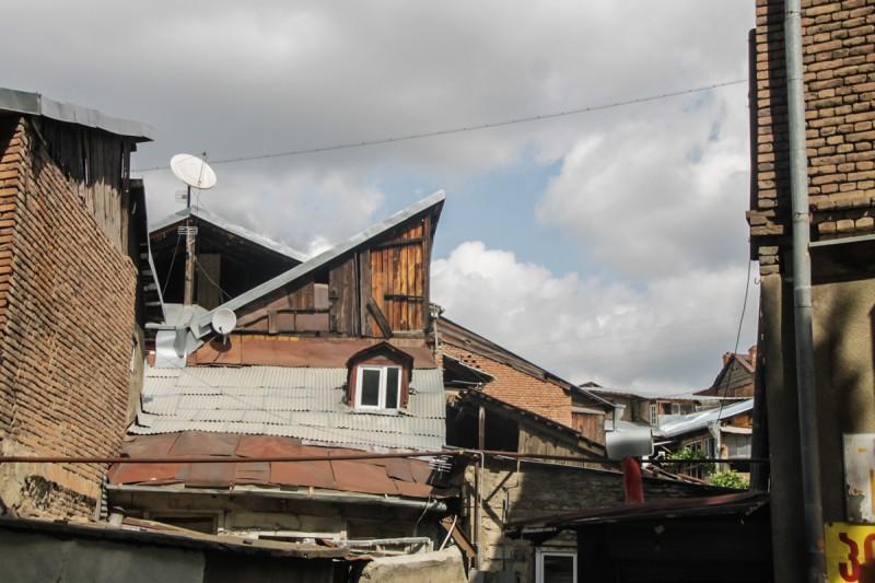 один будний день жителя Тбилиси, Грузия, фото 13