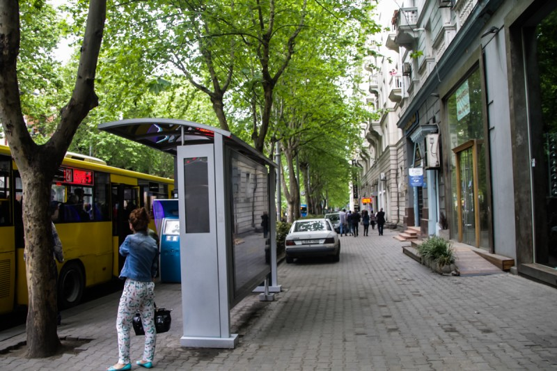 один будний день жителя Тбилиси, Грузия, фото 16