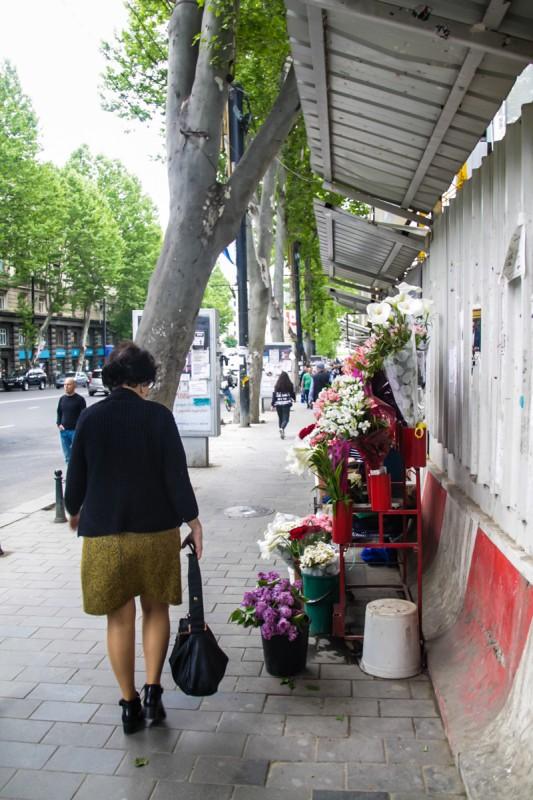 один будний день жителя Тбилиси, Грузия, фото 17
