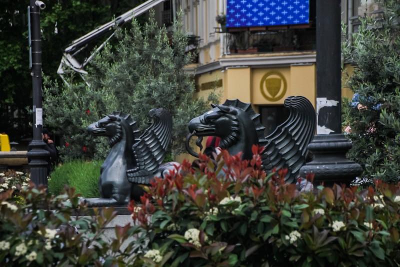 один будний день жителя Тбилиси, Грузия, фото 18