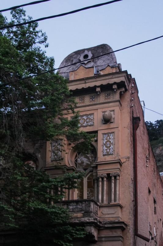один будний день жителя Тбилиси, Грузия, фото 33