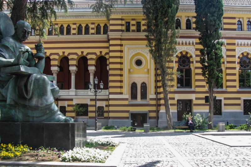 один будний день жителя Тбилиси, Грузия, фото 5