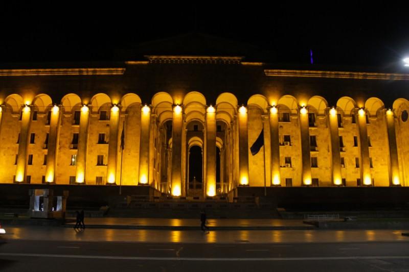 один будний день жителя Тбилиси, Грузия, фото 52