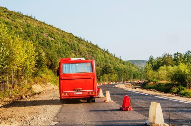 один мой день проведенный в путешествие по Колыме, Магадан, фото 13