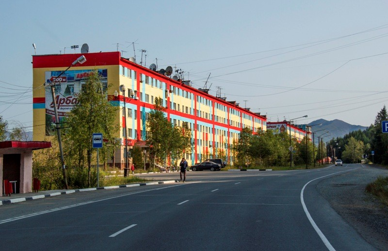 один мой день проведенный в путешествие по Колыме, Магадан, фото 15