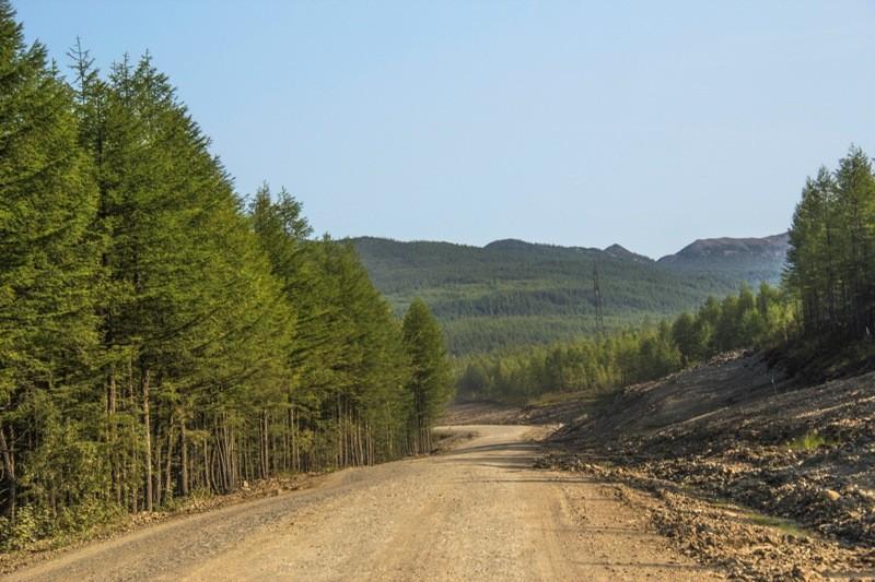 один мой день проведенный в путешествие по Колыме, Магадан, фото 18
