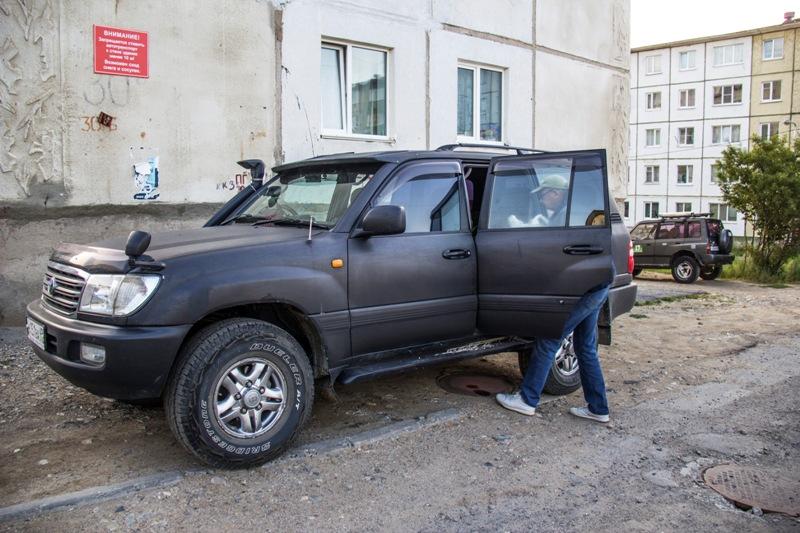 один мой день проведенный в путешествие по Колыме, Магадан, фото 4
