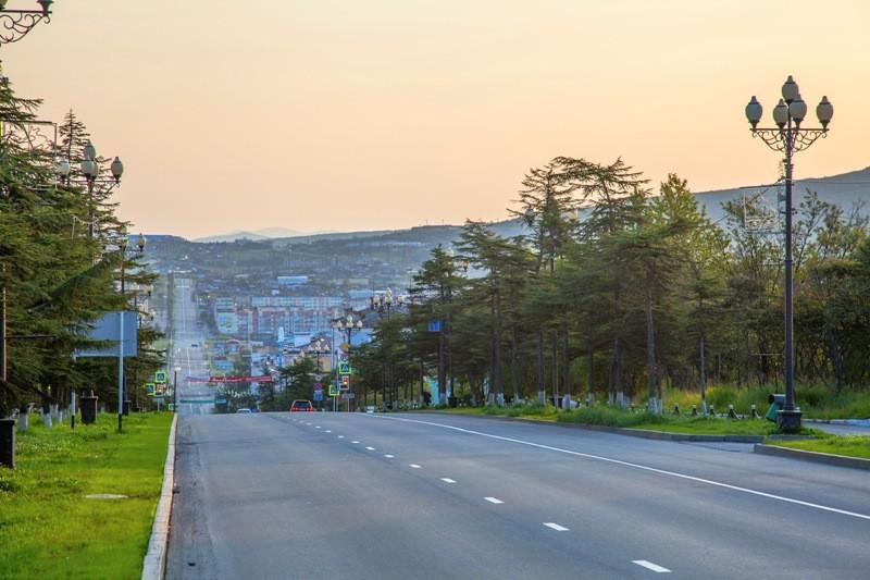 один мой день проведенный в путешествие по Колыме, Магадан, фото 5
