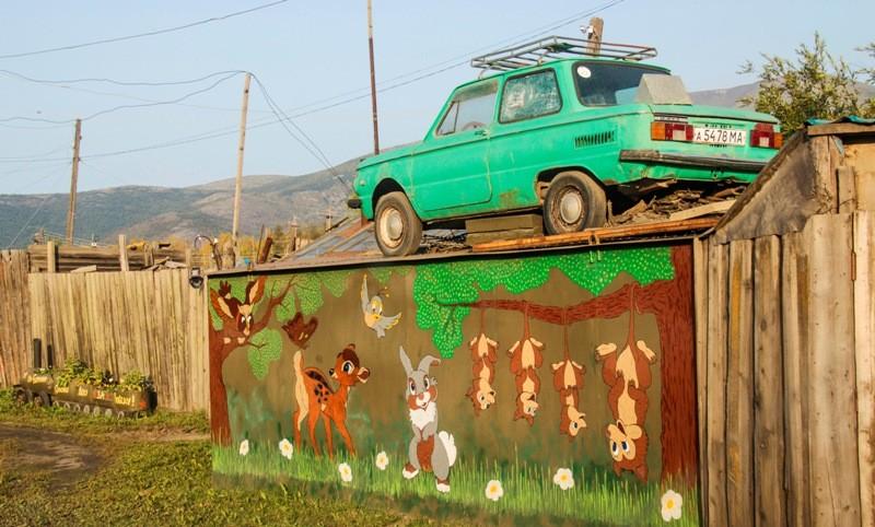 один мой день проведенный в путешествие по Колыме, Магадан, фото 56