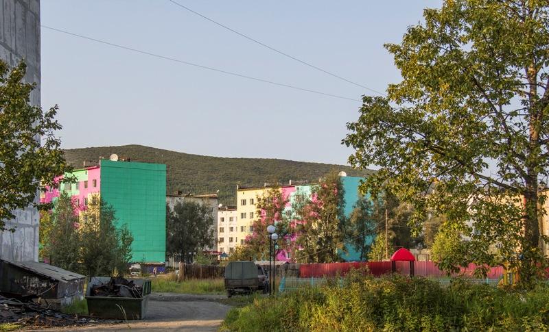 один мой день проведенный в путешествие по Колыме, Магадан, фото 64