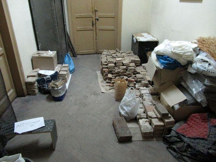 один осенний будний день археолога из Санкт-Петербурга, фото 8