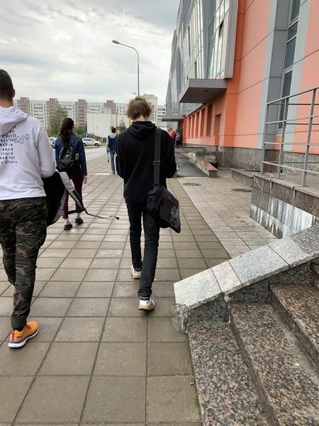 один мой сентябрьский день в котором учеба, работа, семья, уголок Санкт-Петербурга, фото 19
