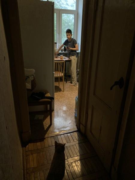 один мой сентябрьский день в котором учеба, работа, семья, уголок Санкт-Петербурга, фото 5