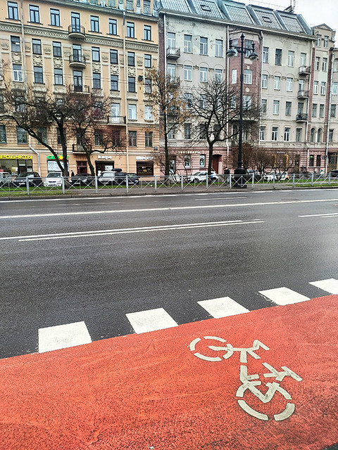 один мой воскресный день в Санкт-Петербурге