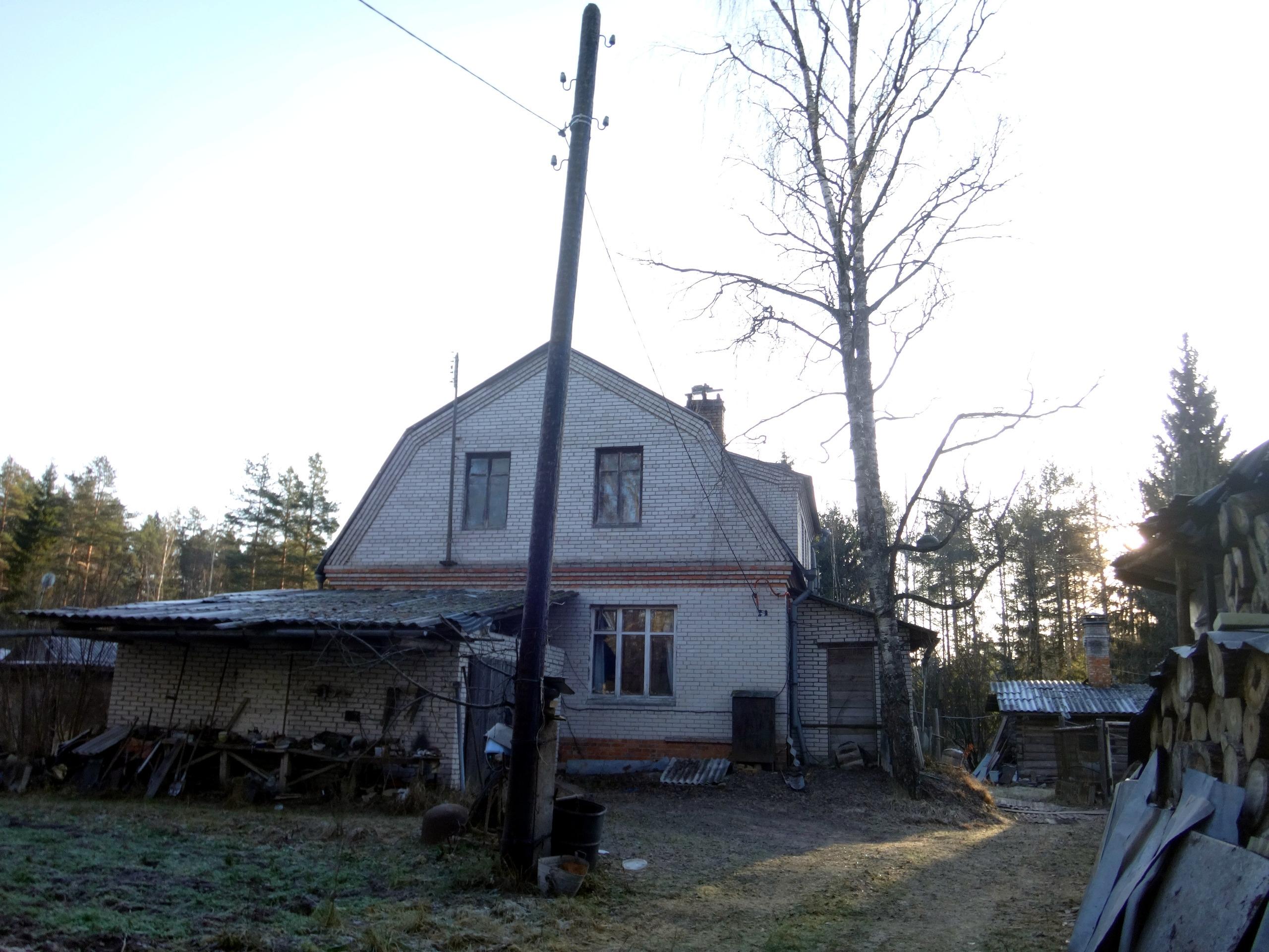 один мой ноябрьский день в Вырице, Ленинградская область, область, фото 12