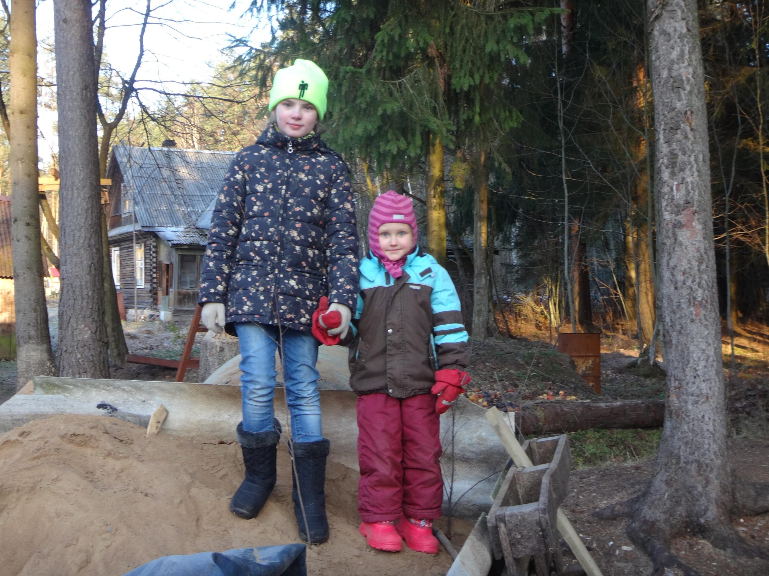 один мой ноябрьский день в Вырице, Ленинградская область, область, фото 36