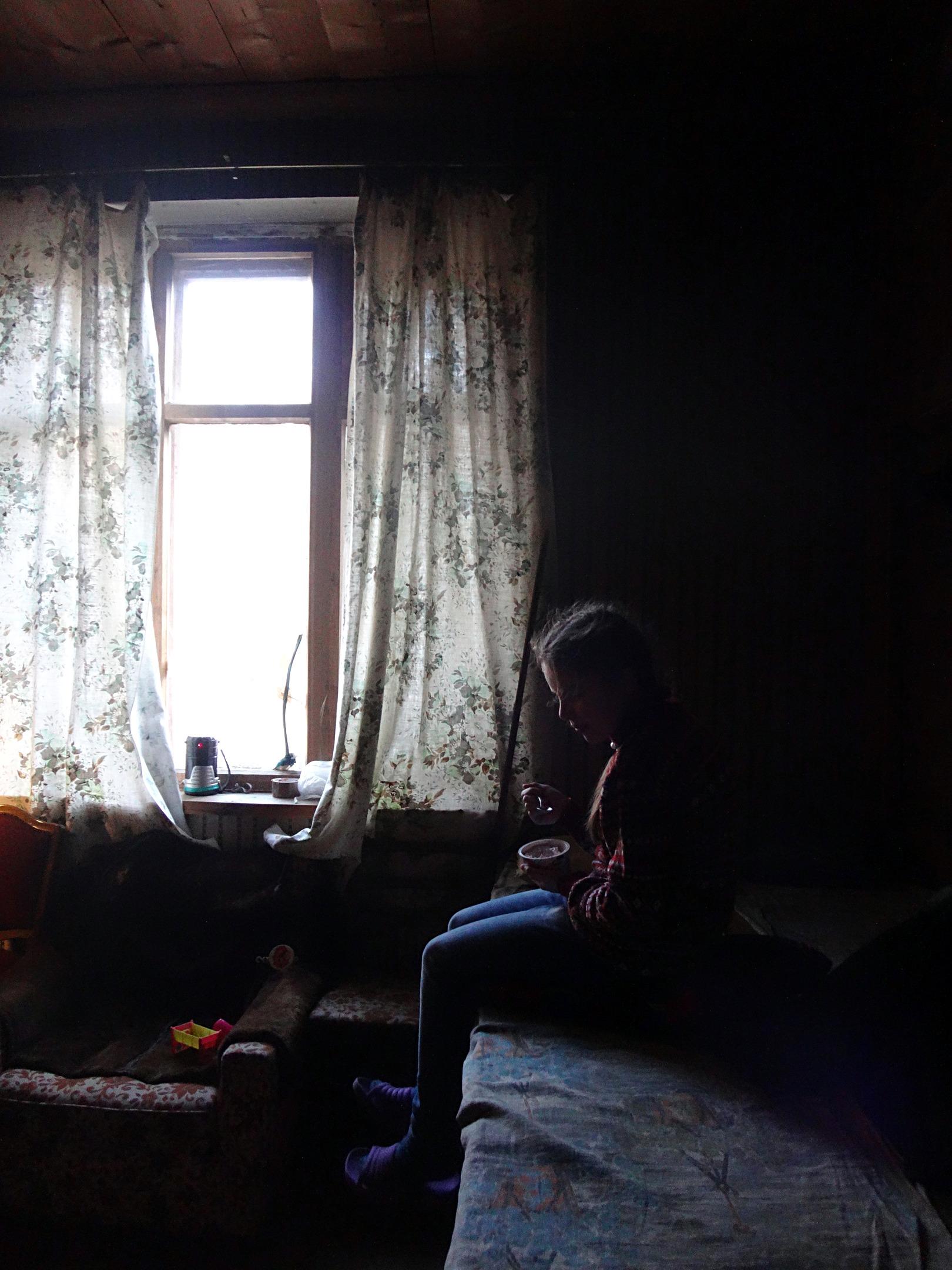 один мой ноябрьский день в Вырице, Ленинградская область, область, фото 9