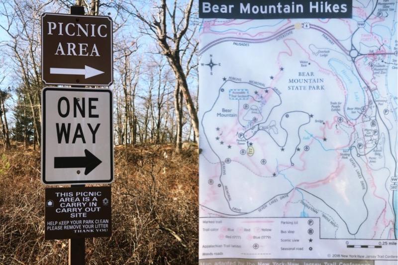 один мой день проведенный в походе на медвежью гору в Харрисоне, США, фото 30