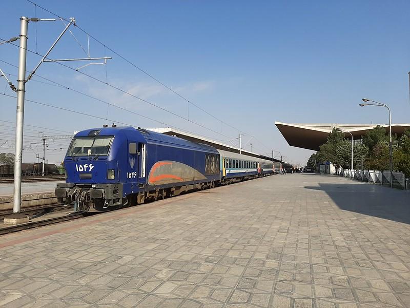 Один день путешественника по Ирану, на поезде, из Табриза в Мешхед, фото 19