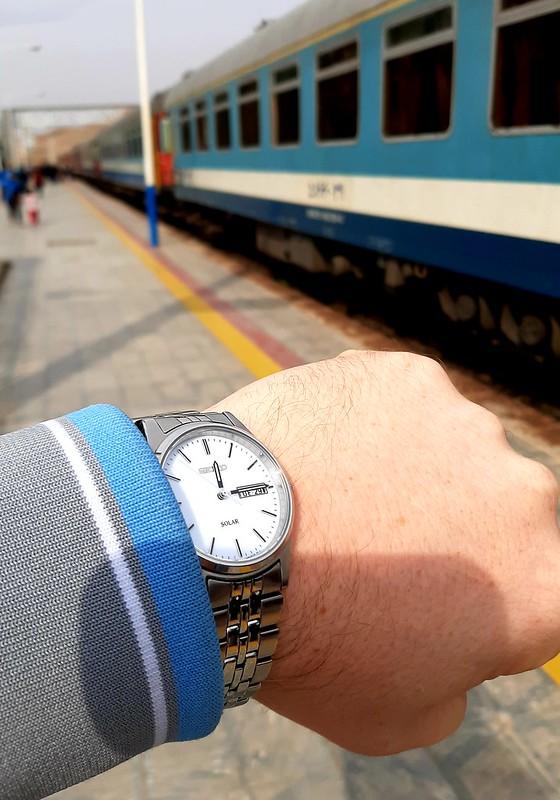 Один день путешественника по Ирану, на поезде, из Табриза в Мешхед, фото 33