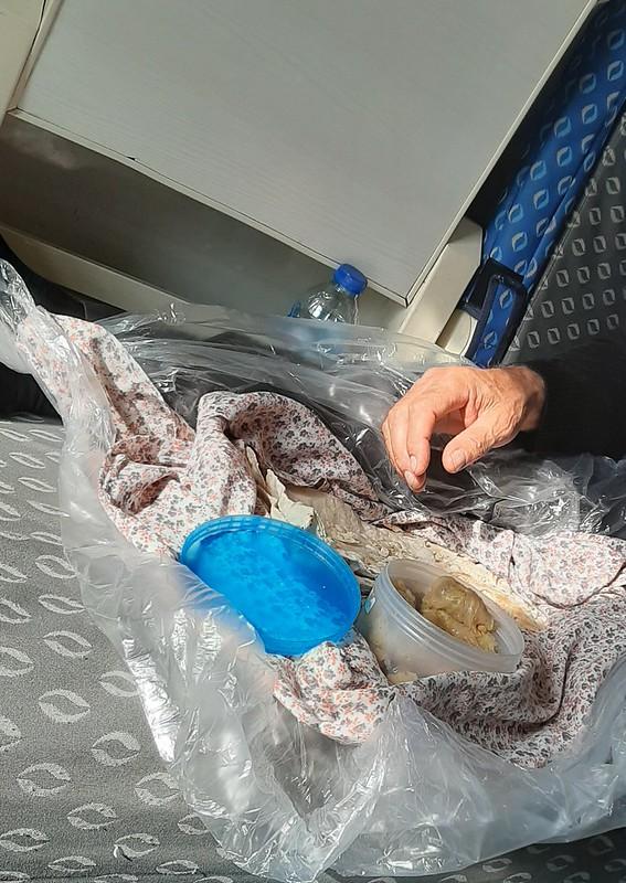Один день путешественника по Ирану, на поезде, из Табриза в Мешхед, фото 34