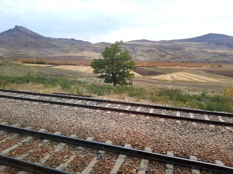 Один день путешественника по Ирану, на поезде, из Табриза в Мешхед, фото 36