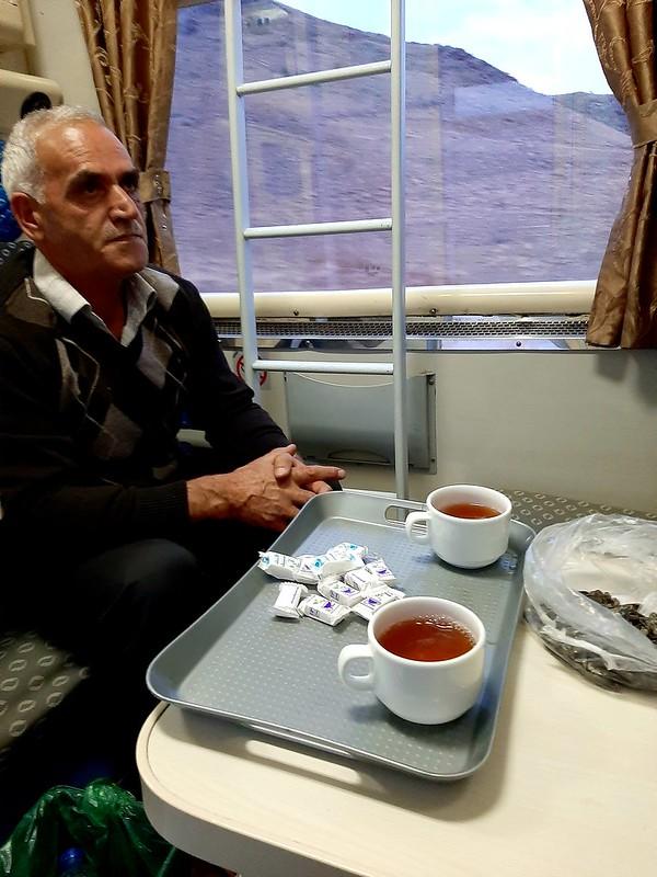Один день путешественника по Ирану, на поезде, из Табриза в Мешхед, фото 38