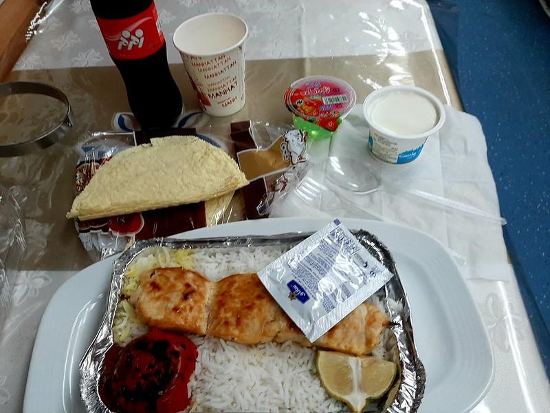 Один день путешественника по Ирану, на поезде, из Табриза в Мешхед, фото 40