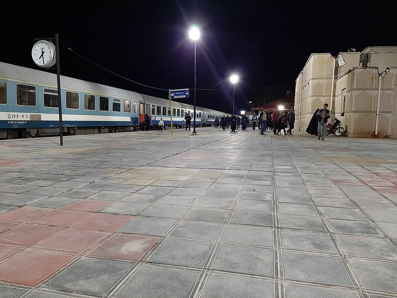 Один день путешественника по Ирану, на поезде, из Табриза в Мешхед, фото 41