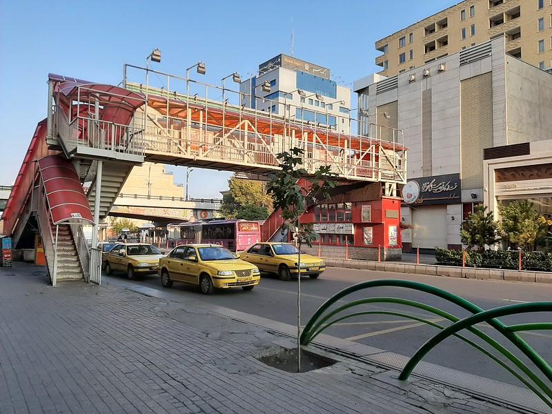 Один день путешественника по Ирану, на поезде, из Табриза в Мешхед, фото 5