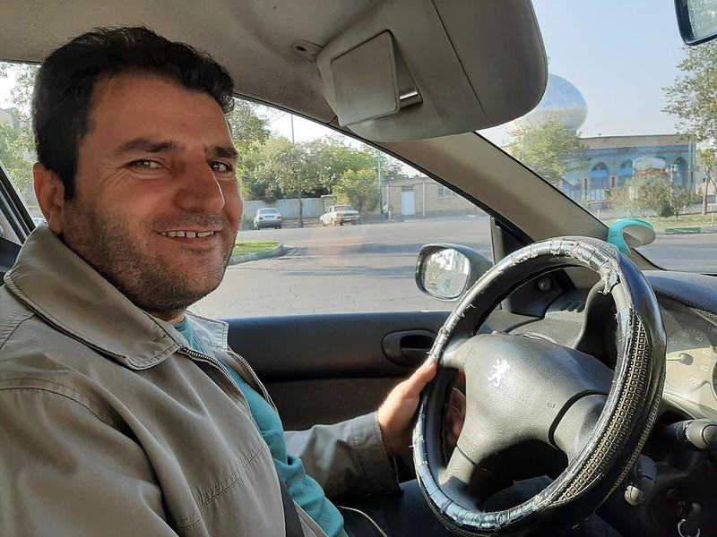 Один день путешественника по Ирану, на поезде, из Табриза в Мешхед, фото 9