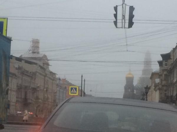 одна моя суббота в в туманном Санкт-Петербурге снятая на айфон, фото 19