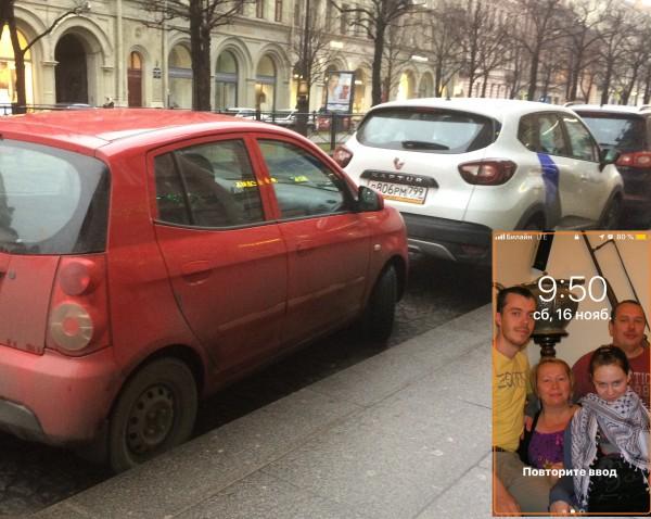 одна моя суббота в в туманном Санкт-Петербурге снятая на айфон, фото 21