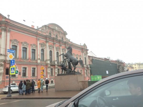 одна моя суббота в в туманном Санкт-Петербурге снятая на айфон, фото 37