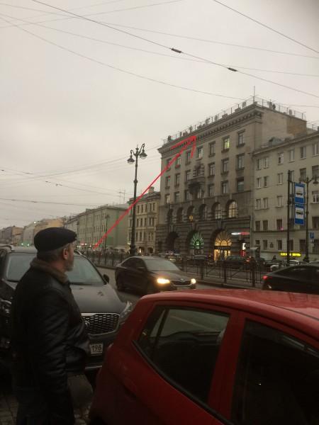 одна моя суббота в в туманном Санкт-Петербурге снятая на айфон, фото 55