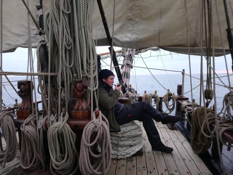 один день путешественницы на фрегате Штандарт, Испания, фото 21