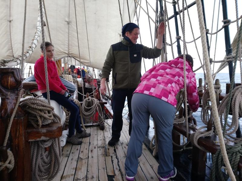 один день путешественницы на фрегате Штандарт, Испания, фото 40
