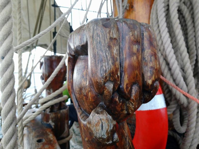 один день путешественницы на фрегате Штандарт, Испания, фото 41