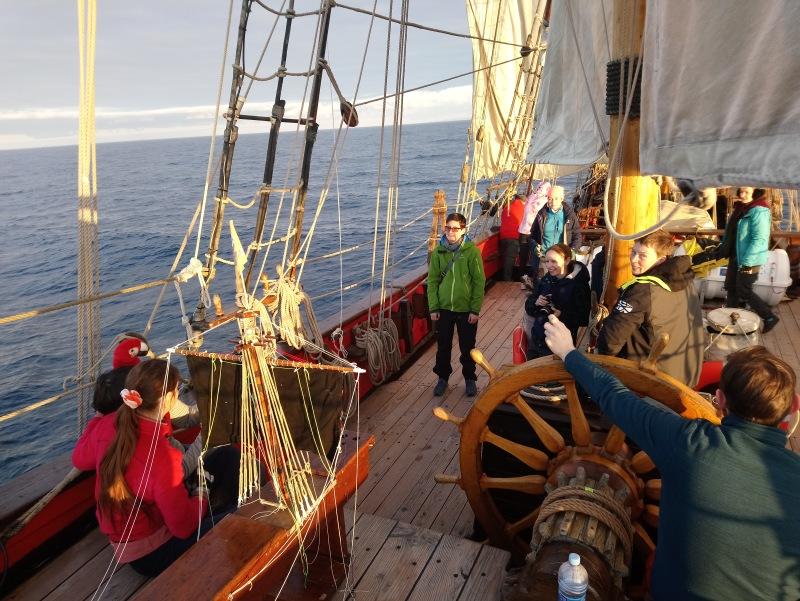 один день путешественницы на фрегате Штандарт, Испания, фото 47
