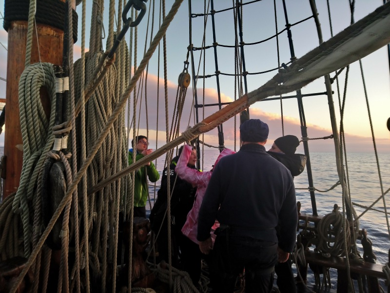 один день путешественницы на фрегате Штандарт, Испания, фото 48