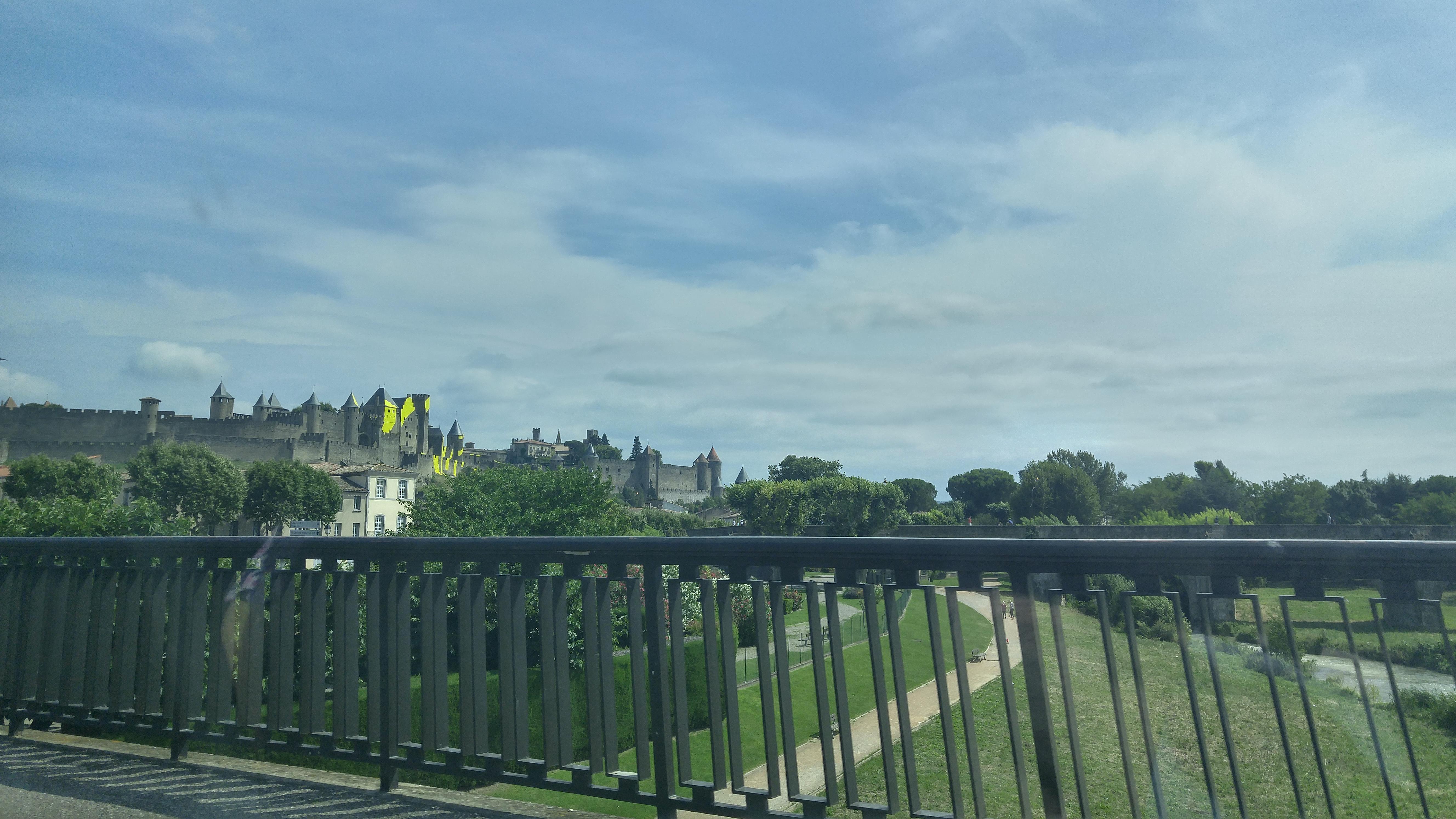 один мой выходной, поездка на дачу и обратно, город Тулуза, Франция, фото 17