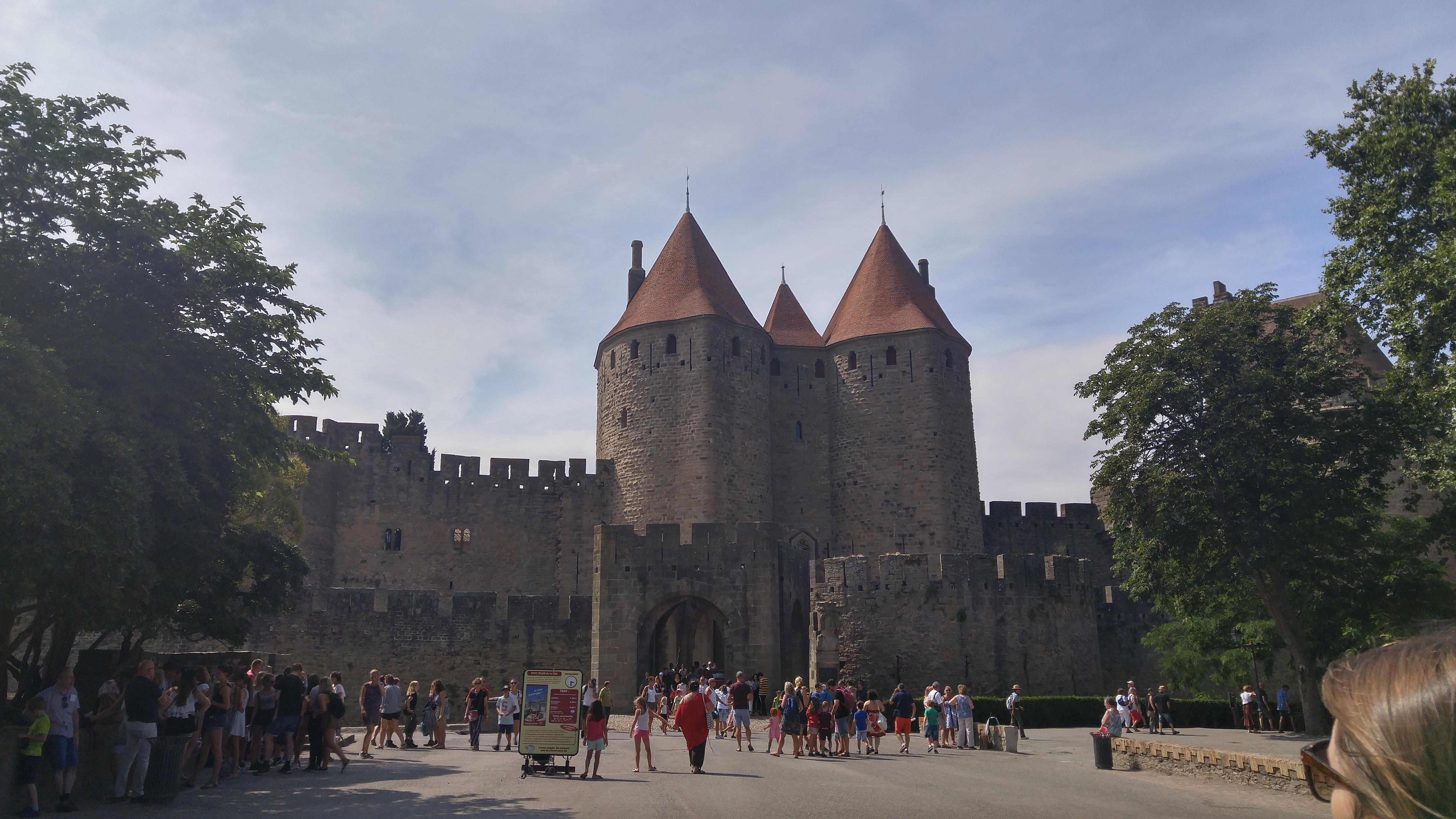 один мой выходной, поездка на дачу и обратно, город Тулуза, Франция, фото 18
