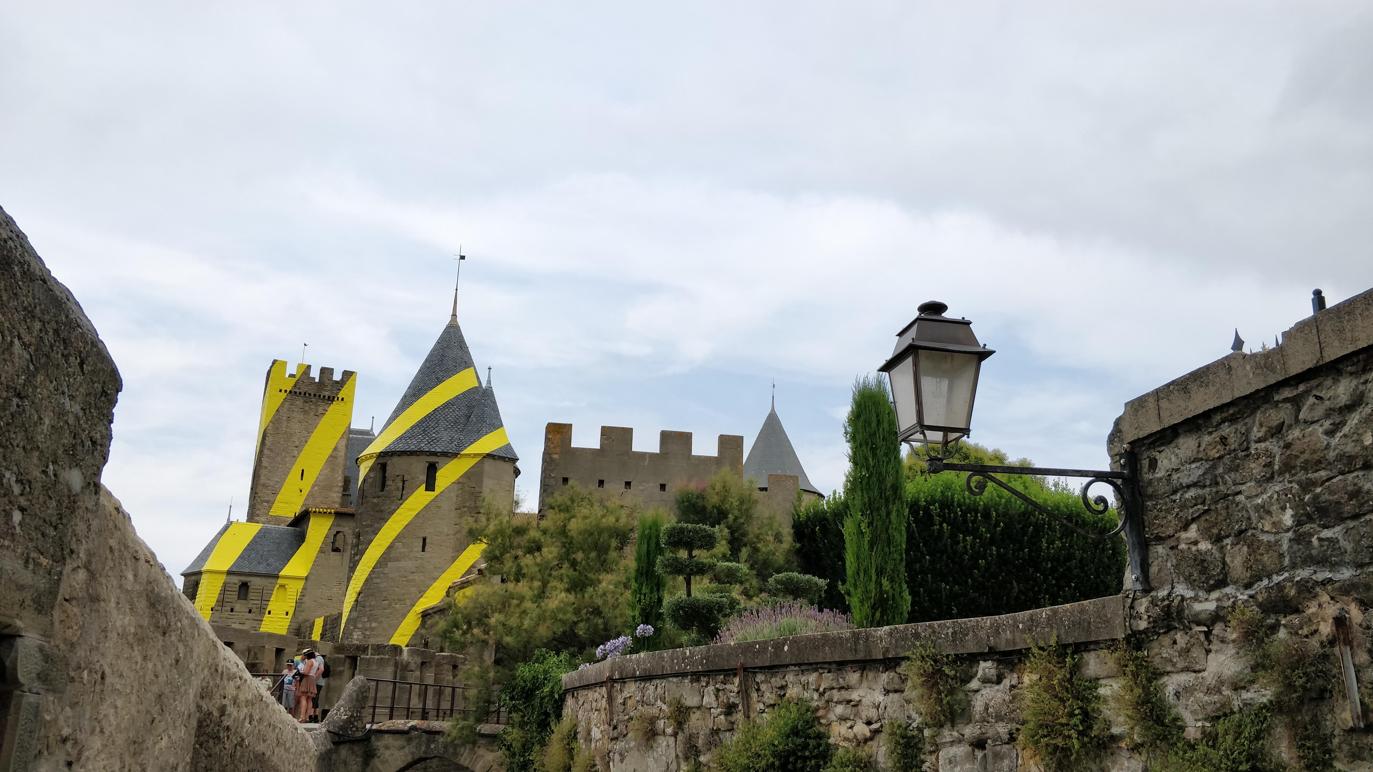 один мой выходной, поездка на дачу и обратно, город Тулуза, Франция, фото 20