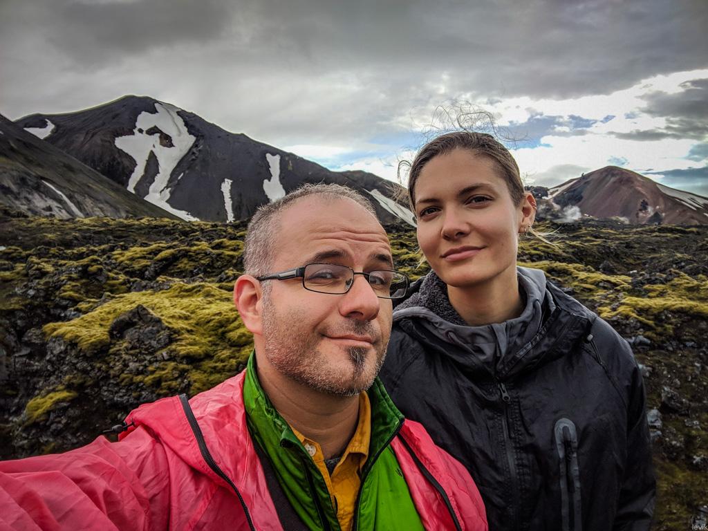 один день программиста из Гугла в походе по Исландии