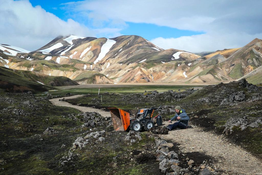 один день программиста из Гугла в походе по Исландии, фото 10