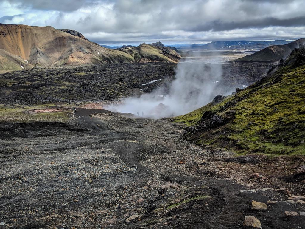 один день программиста из Гугла в походе по Исландии, фото 11