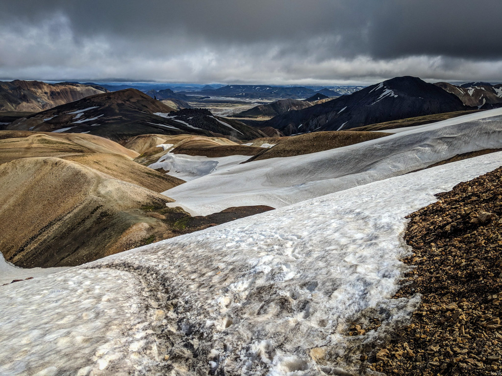 один день программиста из Гугла в походе по Исландии, фото 19