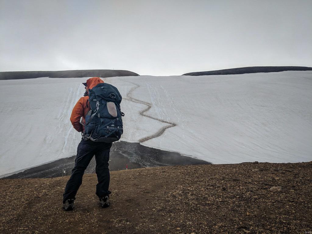 один день программиста из Гугла в походе по Исландии, фото 21